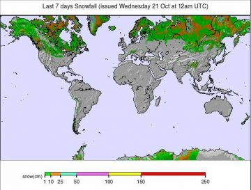 WORLD SNOW ROUNDUP #162